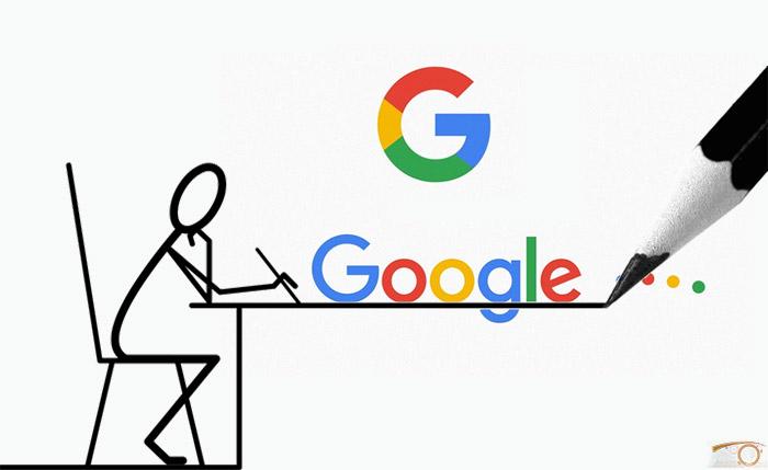 چگونه نگارش خود را با گوگل چک کنیم؟