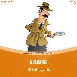 Gumshoe کارآگاه