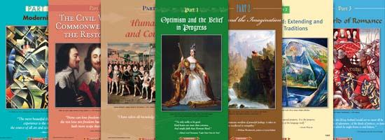 دوره های ادبی در انگلستان